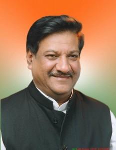 Mr. Prithviraj Chavan